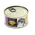 """Влажный корм """"Васька"""" для кошек, мясо/печень в желе, ж/б 325 г"""