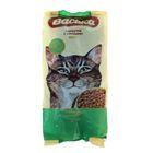"""Сухой корм """"Васька"""" для кошек, говядина/овощи профилактика МКБ, 400 г"""