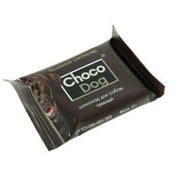 """Шоколад темный """"CHOCO DOG"""" для собак 15 г"""