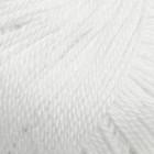 """Пряжа """"Успешная"""" 100%мерсеризованный хлопок 220м/50гр (01-Белый)"""