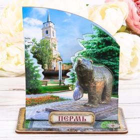 Настольный сувенир «Пермь» Ош
