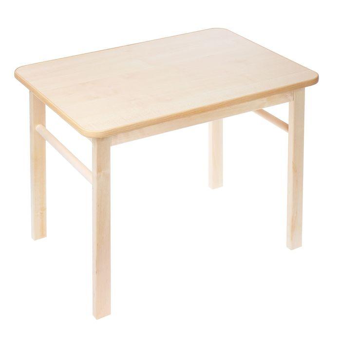 "Детский стол ""Колибри"", цвет клён"