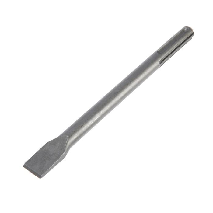 Зубило плоское TUNDRA, SDS-Max, 18 х 280 х 25 мм
