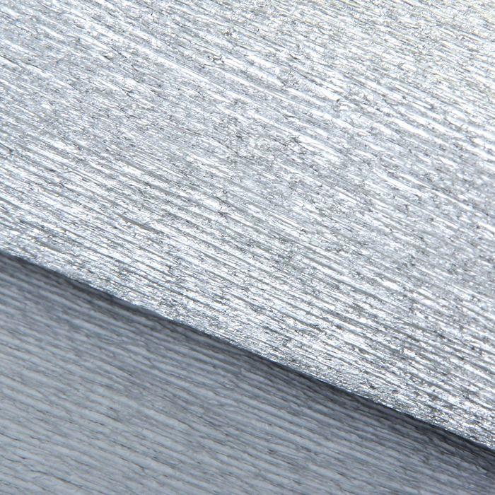 "Бумага гофрированная, 802 ""Серебро, металл, 0,5 х 2,5 м"