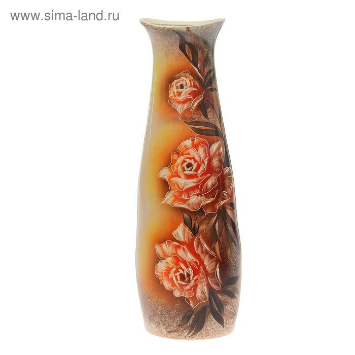"Ваза напольная ""Диана"" розы"