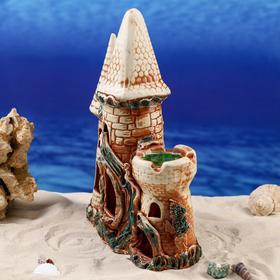 "Декорации для аквариума ""Замок"" - фото 7392554"