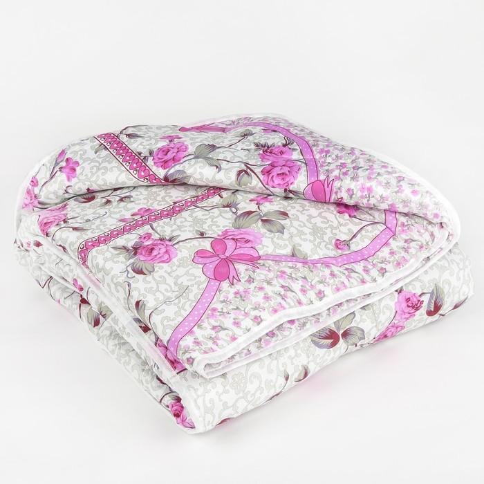 Одеяло всесезонное, синтетическое «Адамас», размер 140х205 ± 5 см, цвет МИКС