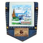 Магнит «Казань. Вид на кремль»