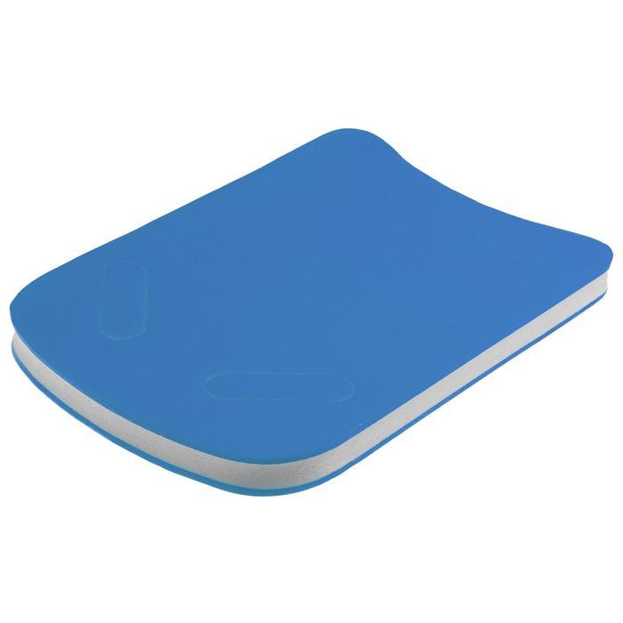 Доска для плавания 40 х 27 х 3 см, цвета МИКС