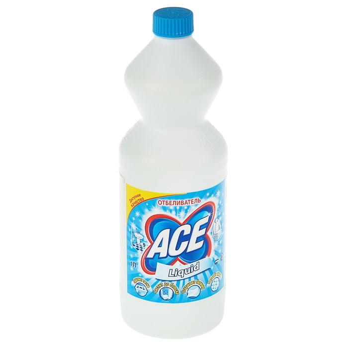 Отбеливатель жидкий ACE, 1 л