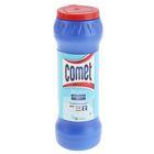 """Порошок чистящий Comet с дезинфицирующими свойствами """"Океан"""" в банке, 475г"""