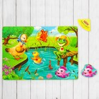 "Frame-liner ""Frog fishing"", 5 items"