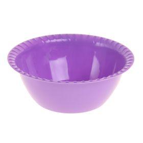 Миска-салатница 0,8 л малая, цвет МИКС Ош