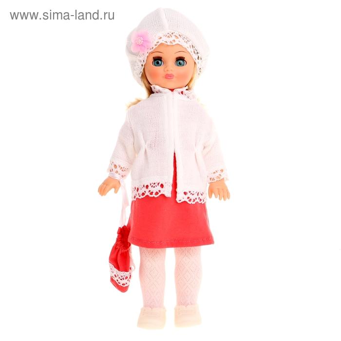 """Кукла """"Лиза 22"""" со звуковым устройством, 42 см"""