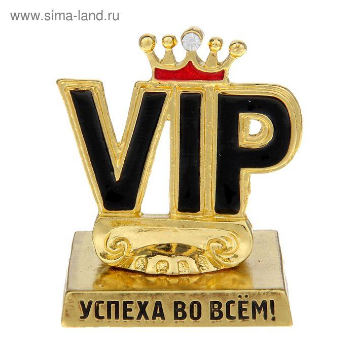 "Интерьерная настольная фигурка ""VIP"""