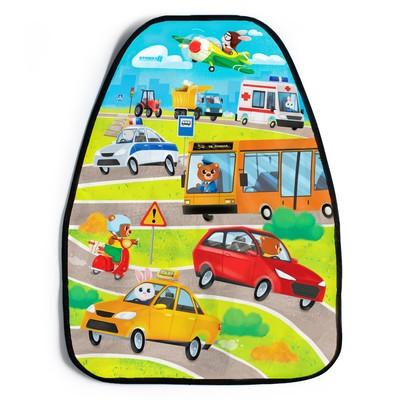 Незапинайка на автомобильное кресло «Весёлое приключение»