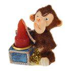 """Souvenir """"Monkey velvet with a candle"""" MIX"""