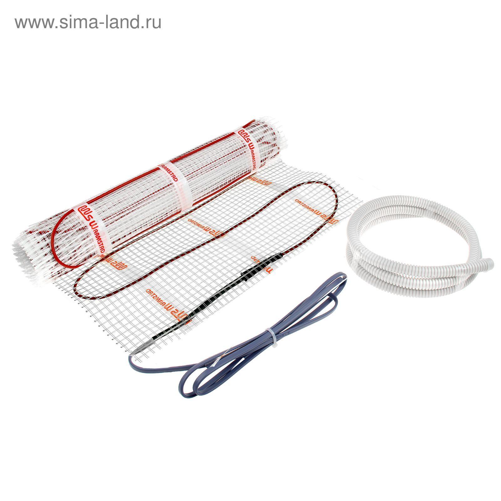 Теплый пол Warmstad WSM 300-2,00 мебель одесса для ванной