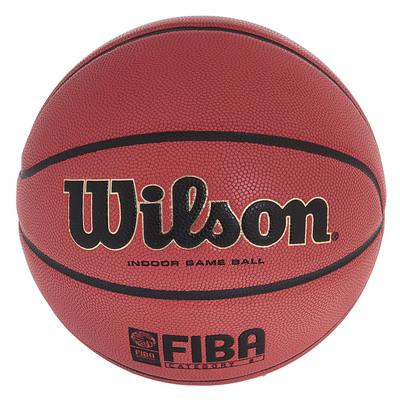 Мяч баскетбольный Wilson Solution, B0686X, размер 6