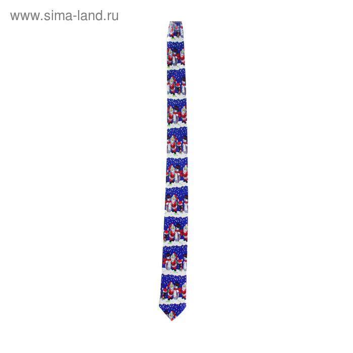 """Карнавальный галстук """"Новый год"""""""