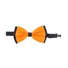 Карнавальная бабочка, цвет оранжевый