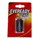 Батарейка Солевая  Energizer Eveready Super Heavy Duty, блистер, 1 шт.