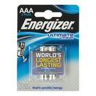 Батарейка литиевая Energizer Ultimate, ААА, FR03-2BL, блистер, 2 шт.
