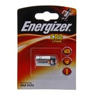 Батарейка литиевая Energizer, CR2-1BL, блистер, 1 шт.