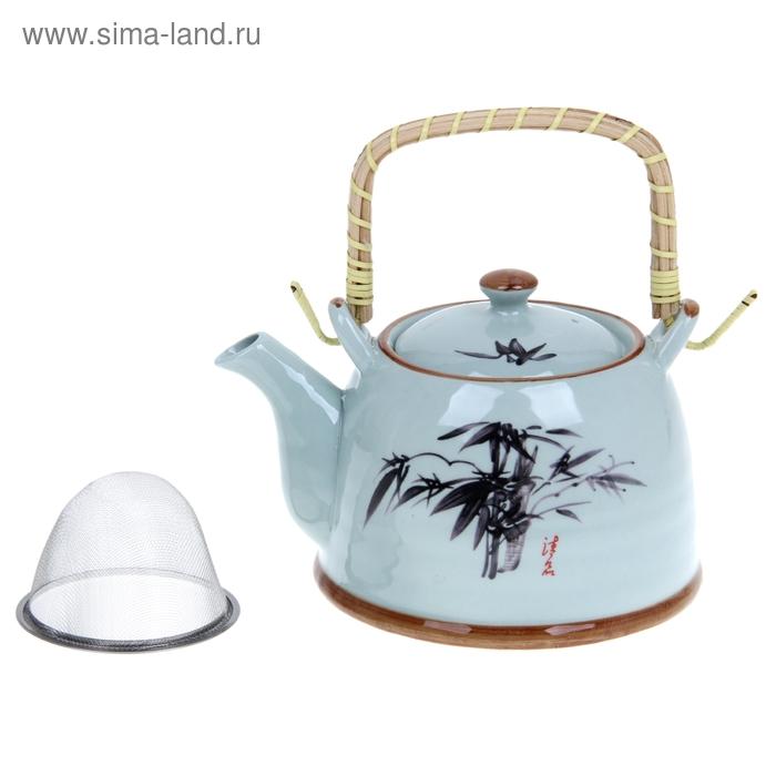 """Чайник заварочный 900 мл """"Бамбук"""""""