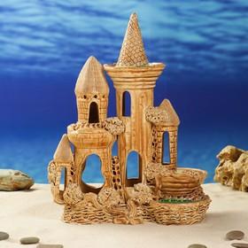 Aquadecor grotto for the aquarium