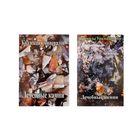 """Коллекция камней на открытке """"Лечебные камни"""" 12 камней"""