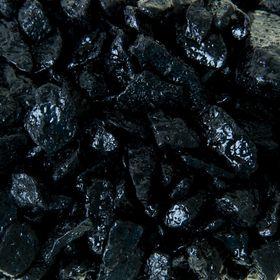 Мраморная крошка черная 5-10 мм 350 г