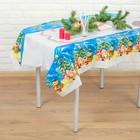 """Tablecloth """"Christmas holiday"""", 108х180 cm"""