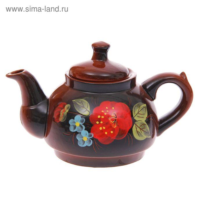 "Чайник ""Парочка"" 0,8л  МИКС"
