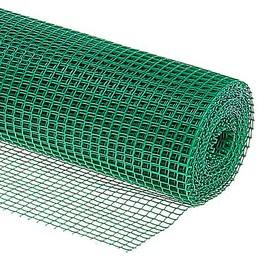 Сетка садовая, 1.02 × 10 м, ячейка 1.5 × 1.7 см, «Решётка»