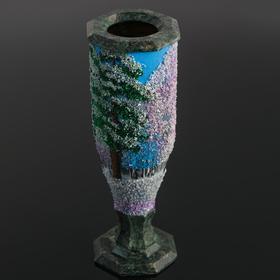 """Vase """"Winter"""" 27 cm"""