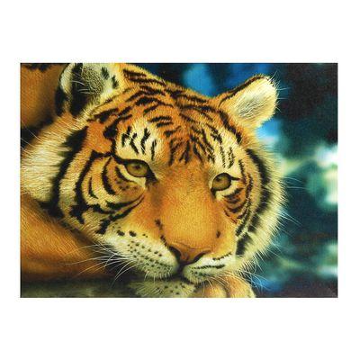 "Картина на холсте с подрамником ""Тигр"""