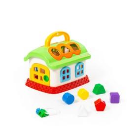 Развивающая игрушка 'Сказочный домик' с сортером Ош