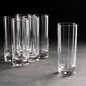 Набор стаканов, высокие 215 мл Sidе, 6 шт