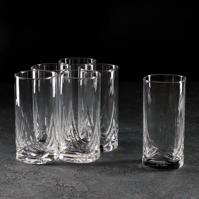 Набор стаканов высоких Triumph, 300 мл, 6 шт - фото 308063755