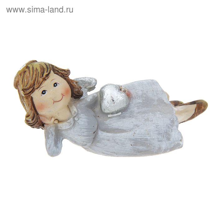 "Сувенир ""Ангелок лежебока"" МИКС"
