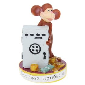 "Souvenir ""Monkey with safe money"" MIX"