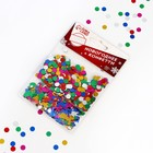 "Confetti ""happy New year"", set: 2 PCs."