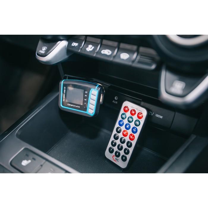 FM - трансмиттер TORSO, USB/MicroSD/MP3/WMA, МИКС