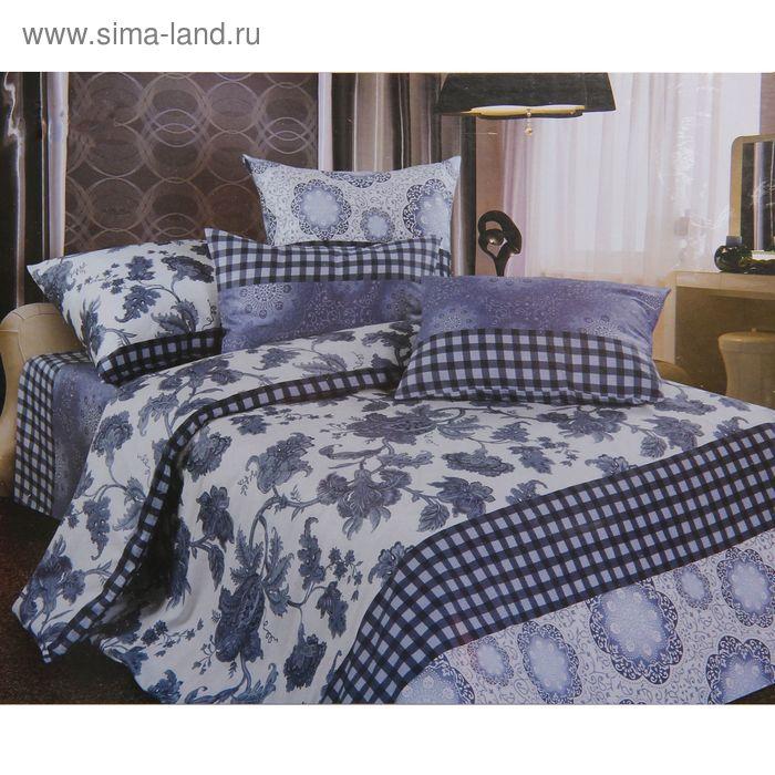 Постельное бельё La noche d`Amor 2 сп., рис. 660, размер 175х215 см, 180х214 см, 50х70 см - 2 шт.