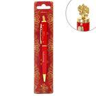 Ручка с фигурным наконечником «Волгоград. Город воинской славы» герб, металл