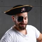 """Шляпа пирата """"Морской разбойник"""""""