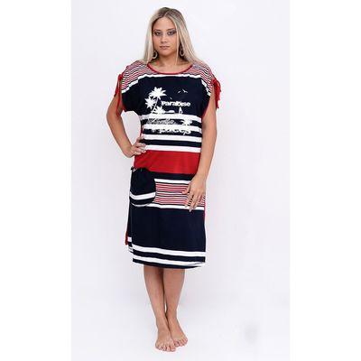 Платье женское Т-94А, цвет микс, размер 50