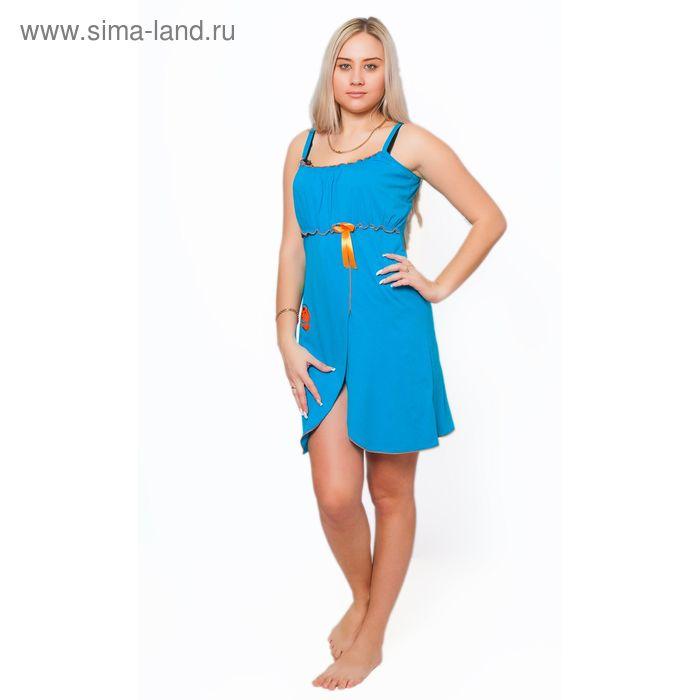 Сорочка женская 7А, цвет микс, размер 46