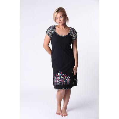 Платье женское Си-т60, цвет микс, размер 52